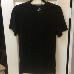 Versace T-shirt w/ Sheer Logo - Made in Italy